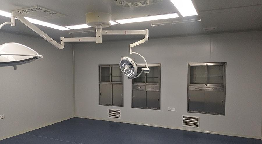 洁净手术室建设的四大注意事项