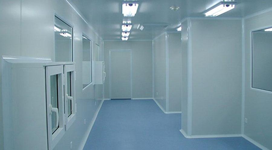 洁净室污染控制与杀菌消毒方法